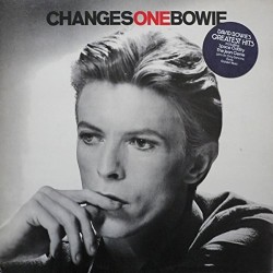 David Bowie ‎– ChangesOneBowie - 2016 - LP Vinyl Black or Clear Edition