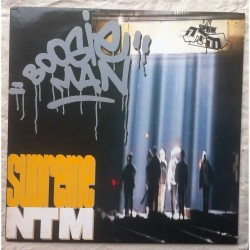NTM - Boogie Man - Maxi Vinyl - Coloured Silver - Couleur Argent