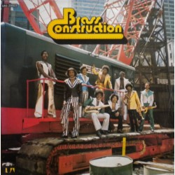 Brass Construction ‎– Brass Construction - LP Vinyl Album