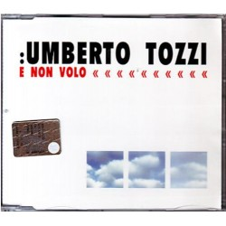 Umberto Tozzi ‎– E Non Volo - CD Maxi Single