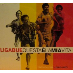 Ligabue ‎– Questa E La Mia Vita - CD Maxi Single Digipak