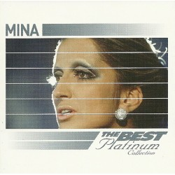 Mina ‎– The Best Of Platinum - 18 Successi Originali - CD Album