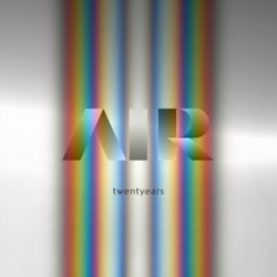 Air - Twentyears - Coffret Double LP Vinyl + 3 CD - Limited Edition - Coloured Records