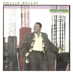 Philip Bailey ‎– Inside Out - LP Vinyl Album