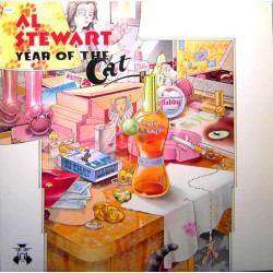 Al Stewart ‎– Year Of The Cat - LP Vinyl Album - Gatefold