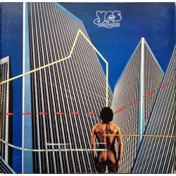 Yes ‎– Going For The One - LP Vinyl Album - Tri-fold Sleeve