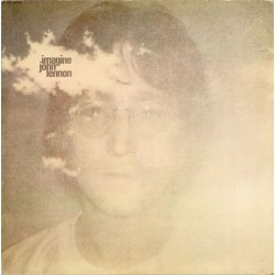 John Lennon And The Plastic Ono Band With The Flux Fiddlers ‎– Imagine - LP Vinyl + Poster + Postcard
