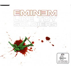 Eminem ‎– Like Toy Soldiers - CD Maxi Single Australia