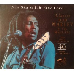 Bob Marley & The Wailers ‎– Classic Bob Marley & The Wailers - 40, The Gold Collection - Boxset 2 CD Album