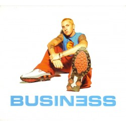 Eminem ‎– Business - CD Single Promo - Cardboard Sleeve